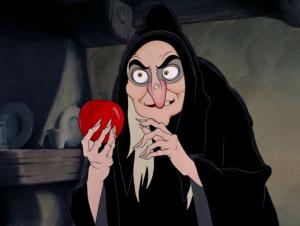 Проклятие старой ведьмы