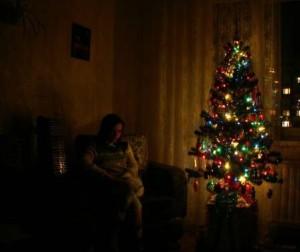 Одиночество и Новый Год