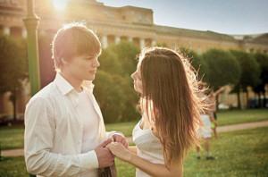 История первой любви