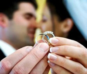 Вышла замуж второй раз