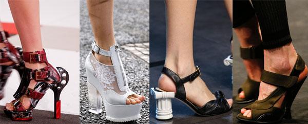 обувь босоножки женские