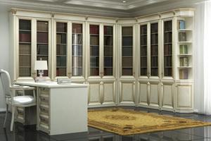 Московская мебель для библиотек