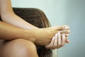 Как помочь уставшим ногам