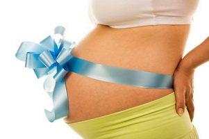 Беременность. Большой плод