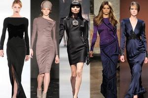 Стильное платье с длинным рукавом - универсальная одежда