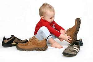 Выбираем детские осенние ботинки