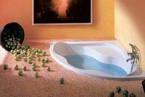 Акриловые или стальные ванны Cersanit.