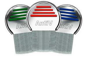 Гребень AntiV против паразитов