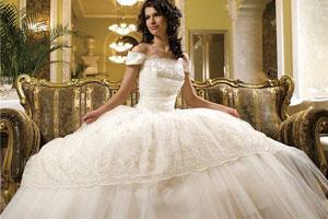 Правильный выбор свадебного наряда