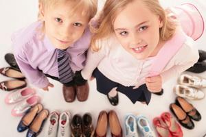 Детская обувь - статья для родителей