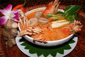 Кухни мира. Традиционные особенности национальных кухонь. Таиланд