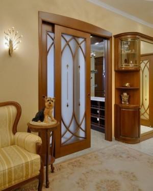 Шпонированные межкомнатные двери и их достоинства