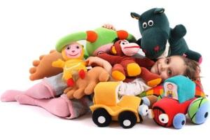 Детские игрушки. Сложности выбора