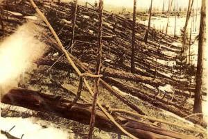 Тайна взрыва над сибирской тайгой