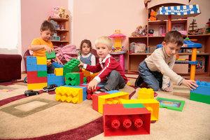 Поговорим про частный детский сад