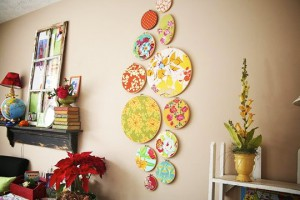 Чем украсить стены своего дома