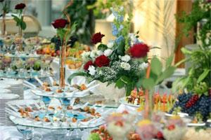 Недорогой свадебный банкет - реальность