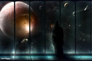 Люди в космосе