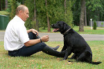 Хозяин, способный воспитать собаку