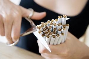 Наркозависимость от никотина.