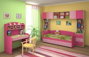 Мебель для детской комнаты: на чем основывается выбор?