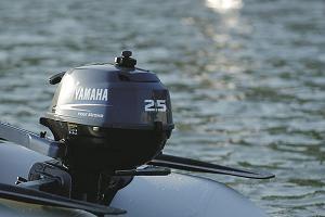 Обзоры подвесных лодочных моторов мощностью 5 л.с.