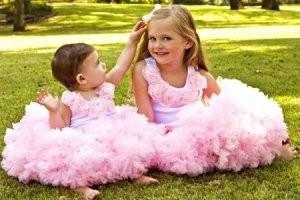 Как подобрать платье для девочки?