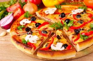Где заказать вкусную пиццу?
