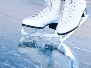 Катание на льду-