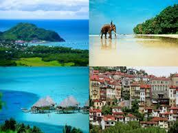 Отдых в туристических странах