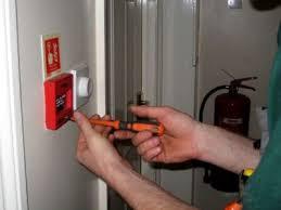 Монтаж и обслуживание пожарных систем