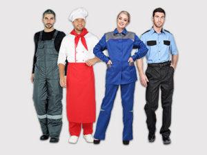 Kорпоративная одежда